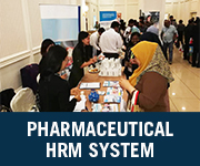 pharmaceutical hrm system