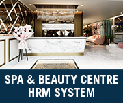 spa and beauty hrm system