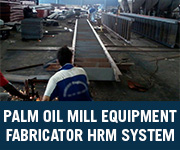 palm oil mill equipment fabritor hrm system
