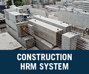 construction company hrm system